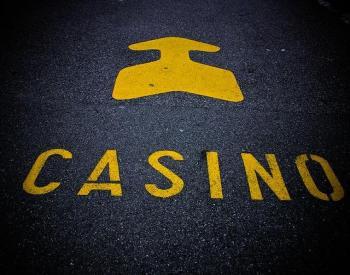 casino på asfalt